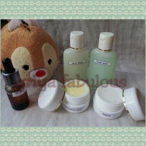Cream farmasi acne tuntas non whitening