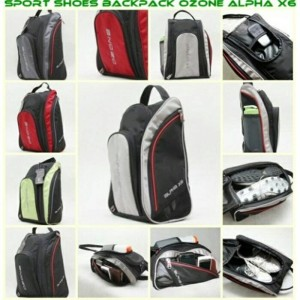 Tas Sepatu Sport Shoes Bag Alpha X6
