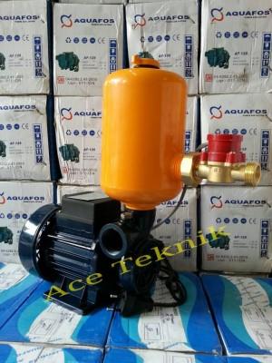 Pompa Dorong (Booster Pump) Modifikasi {Pompa Air / Pompa Booster}
