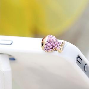 harga Plug Pluggy Plugin Anti Dust Ear Earphone Hp Ikan Clownfish Crystal Pk Tokopedia.com