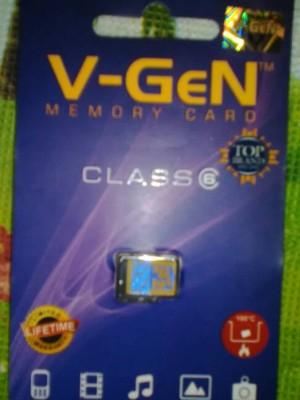 memory card / kartu memori v-gen 8 gb VGEN 8GB  original
