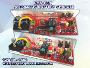 Kit Charger Batre / Accu Mobil, Motor Platinum DMS100A Standar