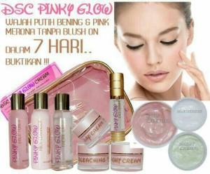 DSC pink glow