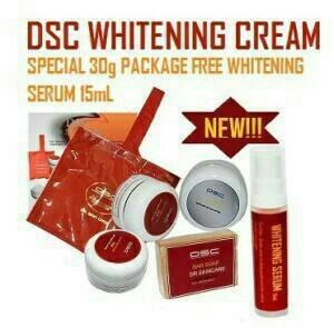DSC whitening