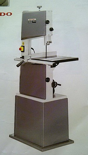 band saw. band saw mesin aldo 14\