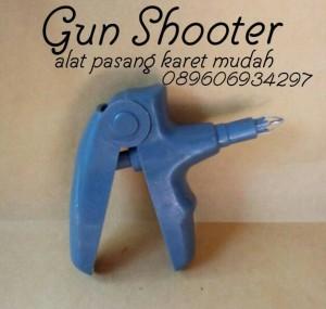 harga Gun Shooter alat pasang karet / alat karet behel Tokopedia.com