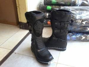 harga Sepatu Boots MX Cross Trail Trabas Touring Fox Lokal Murah Tokopedia.com