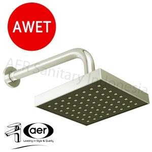 harga AER Shower Tembok / Wall Shower WS-11 Tokopedia.com