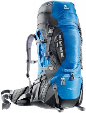 Deuter Aircontact PRO 60 + 15 Tas Hiking Carrier