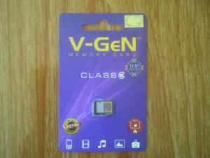 kartu memori/memory card 2 GB -BARU