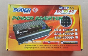 INVERTER SOUER 1000 WATT