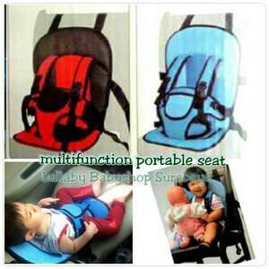 harga multifunction carseat car cushion duduk mobil baby balita bayi anak Tokopedia.com