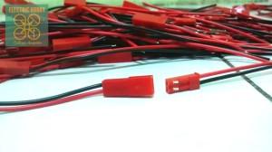 JST Konektor /  Connector 2 Pin - 1 Pasang
