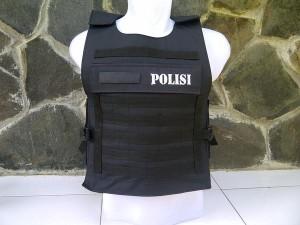 harga rompi polisi, swat, security, buat motor atau maen air soft gun Tokopedia.com