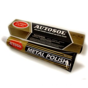 autosol metal polish 40 pembersih