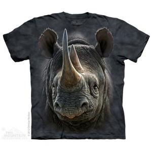 harga Kaos 3D The Mountain Dewasa Size S - Black Rhino Tokopedia.com