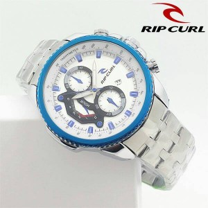 harga Jam Tangan Pria / Cowok Ripcurl Chronomaster Rantai Silver list Blue Tokopedia.com