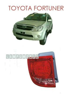 Lampu Belakang Toyota Fortuner 2004-2008 Original