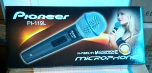 harga mic kabel pioner 119L Tokopedia.com