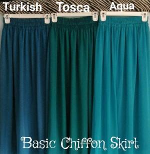harga rok sifon berkualitas -- chiffon skirt langsung produsen - rok panjang Tokopedia.com