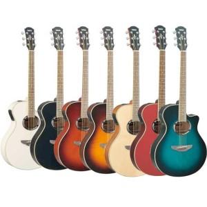 Gitar Yamaha APX500II / APX 500II / APX 500 II Original dan Resmi