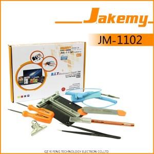 harga Alat Bongkar Handphone/Tablet/Gadget Set Jakemy JM-1102 (9 in 1) Tokopedia.com