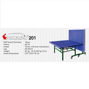 Meja Pingpong / Tenis Meja Powerspin 201