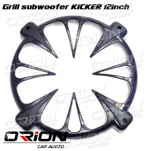 harga Grill Subwoofer KICKER 12inch [ORION CAR AUDIO BANDUNG] Tokopedia.com