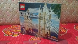 LEGO 10214 TOWER BRIDGE RARE