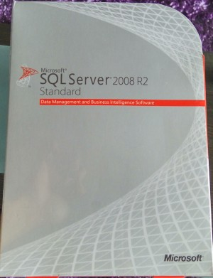 harga HOT (termurah)  Microsoft SQL Server Standard 2008 R2 BOX Tokopedia.com