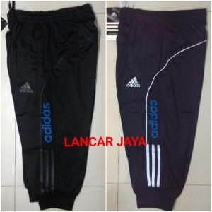 celana training jogger 3/4 adidas import # GR3