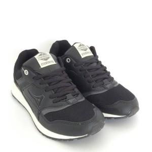 Sepatu Lari Ardiles Stansmith Black White
