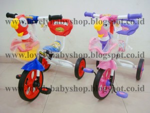 harga Tricycle (Sepeda Roda Tiga) Family 339 Sinchan Senderan Musik Tokopedia.com