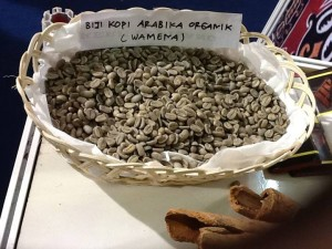 Green Beans Kopi Papua Wamena Single Origin FOB Jayapura