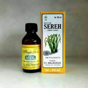 harga Minyak Sereh 60 ml (Original) Tokopedia.com