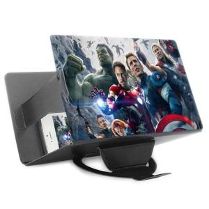 Pembesar HD Layar Handphone, Smartphone (Video Screen Enlarger)