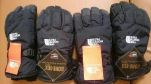 harga Sarung Tangan TNF The North Face Windstopper Hangat Tokopedia.com