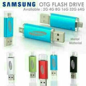 harga Flashdisk OTG Samsung 32GB Flashdisk+OTG Tokopedia.com