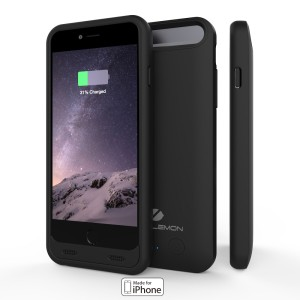 harga ZeroLemon Slim Juicer iPhone 6/6s Battery Charging Case 3100mAh - Y610 Tokopedia.com