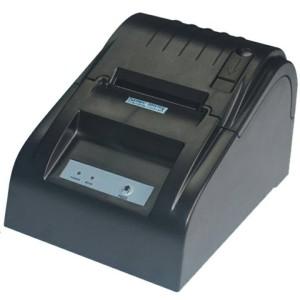 Zjiang POS Thermal Printer 57.5mm - ZJ-5890T - Black
