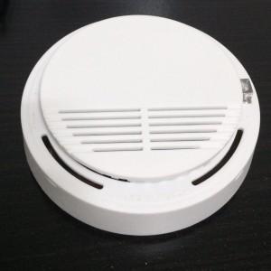 Smoke Detector / Sensor Kebakaran (Standalone) dengan Speaker Built-in