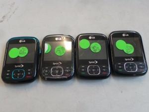 LG LN240 Remarq CDMA inject kecil mungil
