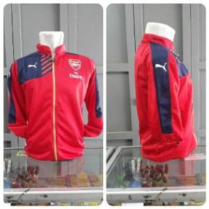 Jaket GO Arsenal 15/16 Red Navy
