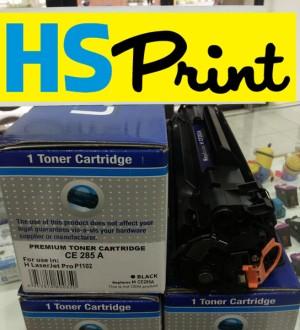 COMPATIBLE TONER HP CE285A, HP Laserjet P1102 / GRADE A