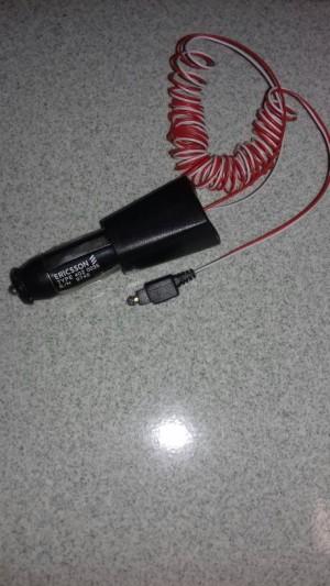 harga charger mobil hp ericsson r310 hiu Tokopedia.com