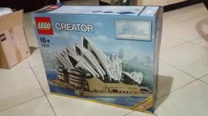 LEGO 10234 SYDNEY OPERA HOUSE RARE