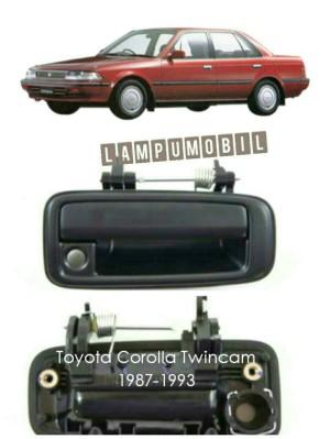 Handel Pintu Toyota Corolla Twincam 1987-1993