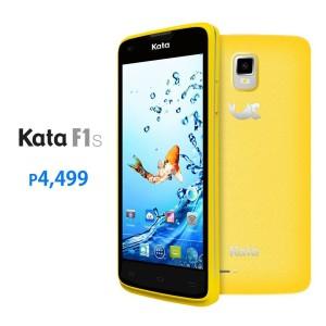 HP Android KATA F1s