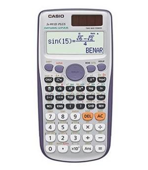 harga Kalkulator Casio FX-991 ID Plus Scientific Calculator Casio Tokopedia.com