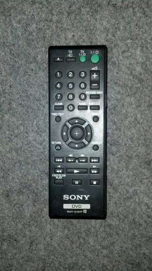 harga REMOT/REMOTE DVD PLAYER SONY RMT-D197P ORI/ORIGINAL/ASLI Tokopedia.com